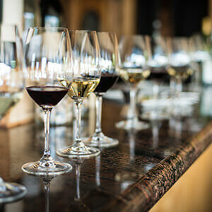 Meet Your Match wine tasting